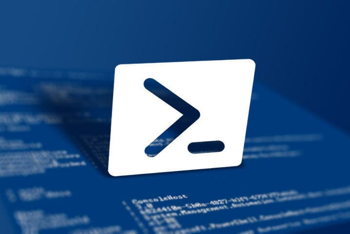 The power of powershell for sys admins