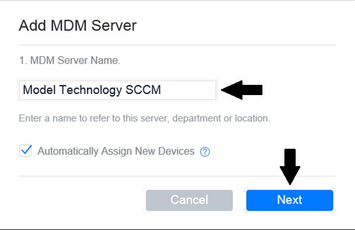 AddMDMServerDetails