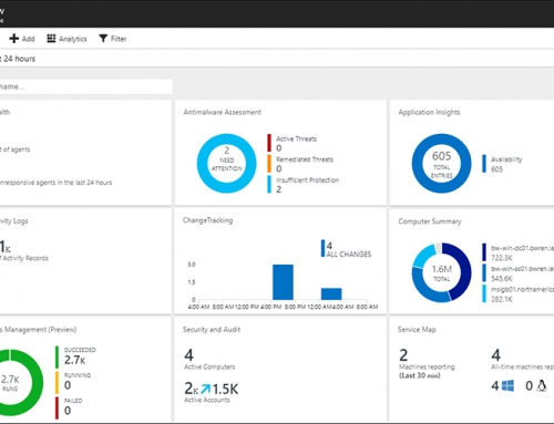 OMS Log Analytics: The New Experience