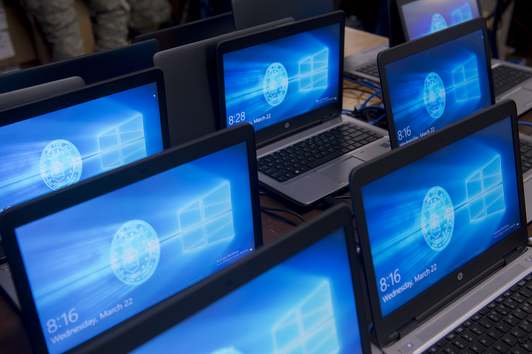 moving from windows 7 to windows 10 gets complicated as you add more machines