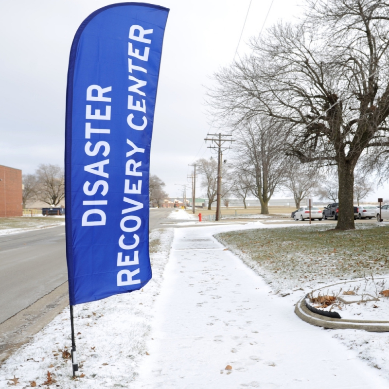 disaster recovery center can be virtual in the cloud