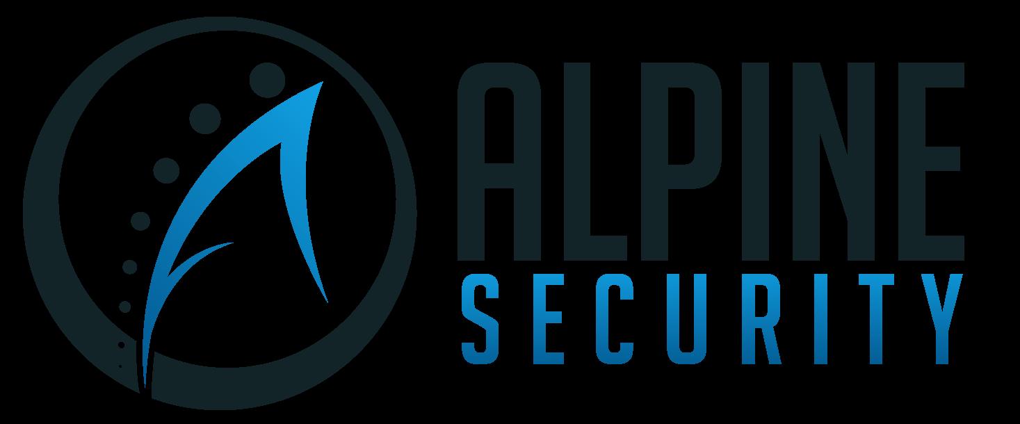 Alpine Security cybersecurity logo