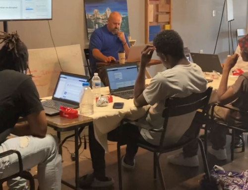 Model Partners With Microsoft and St. Louis Nonprofit To Help Critically-Disadvantaged Young Men Prepare For A Career In Tech